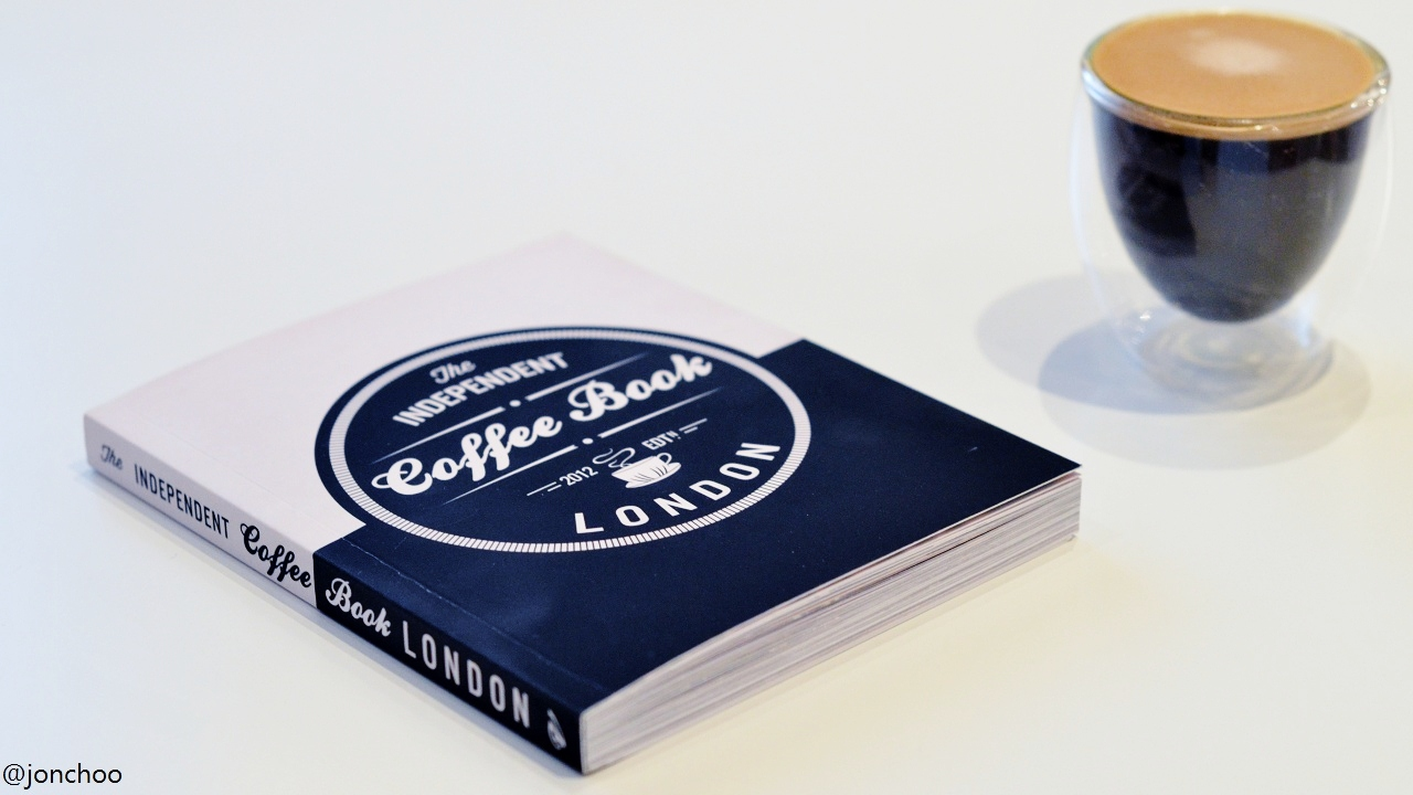 the independent coffee book - london review