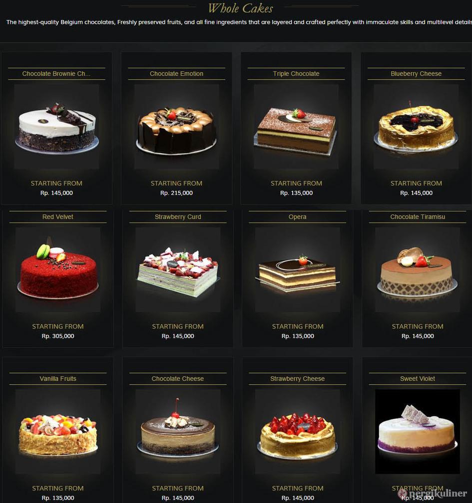 merasakan manisnya harvest cake jakarta   official media