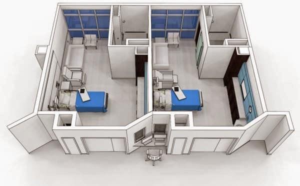 dasar dasar dalam mendesain interior rumah rancangan
