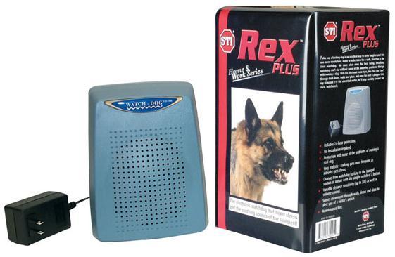 Rex sensor perrro