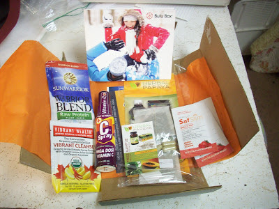 My Bulu Box, Vitamin and Supplement Sample Box