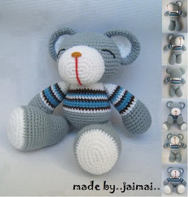 Crochet Chainmail Bracelet Patterns