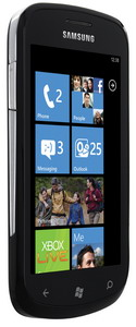 Samsung Focus Windows Phone 7 features 4-inch Super AMOLED display and 1GHz CPU