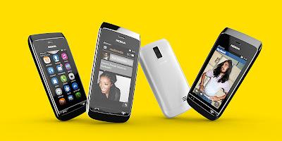 Handphone Baru Nokia, Asha 308 dan Asha 309