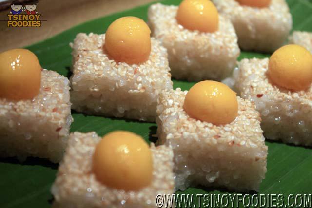xoivi sticky rice cake