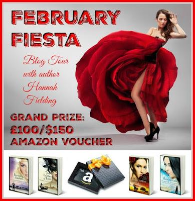 February Fiesta Giveaway