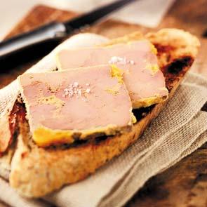 les bienfaits du foie gras pour la sant les pieds sous la table. Black Bedroom Furniture Sets. Home Design Ideas