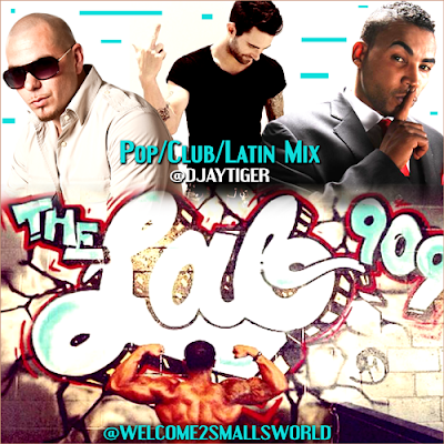 TheLab909: Pop Club Latin Workout Mix