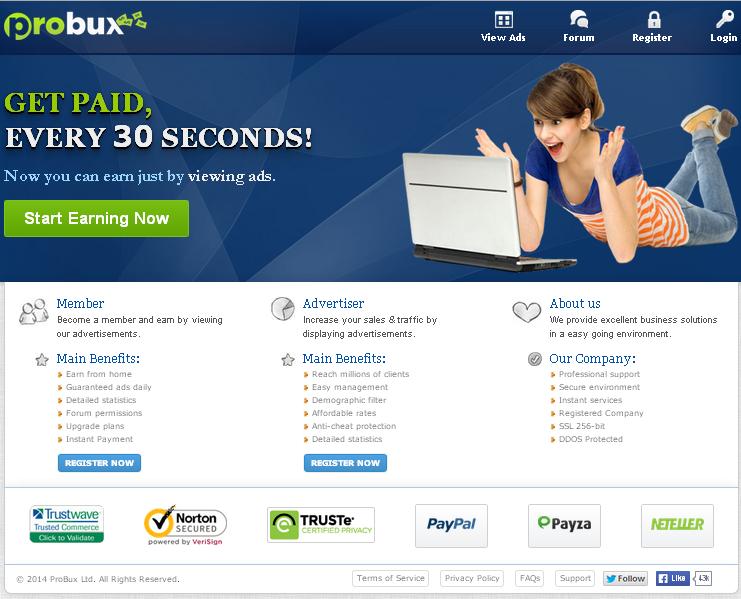 Probux Site