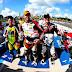 Moto 1000 GP: Diego Pierluigi larga tercero en Cascavel