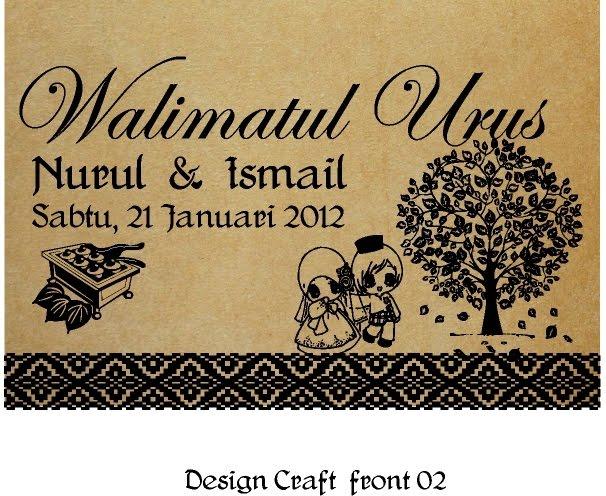 Blog Kad Kahwin Kad Kahwin Murah 19 1colour Material Craft Paper