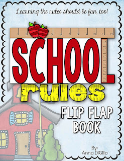 school rules activity