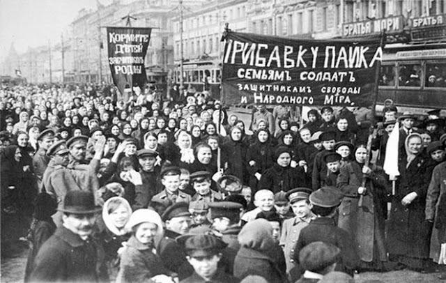La Revolución Rusa en 1905