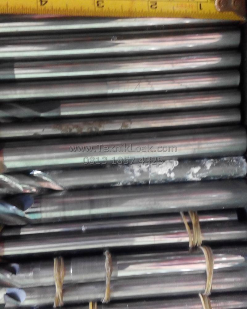 Endmill Bekas dan Ballnose | Material Carbide | Carbide Tungsten Material | Bekas Endmill Carbide dan Ballnose