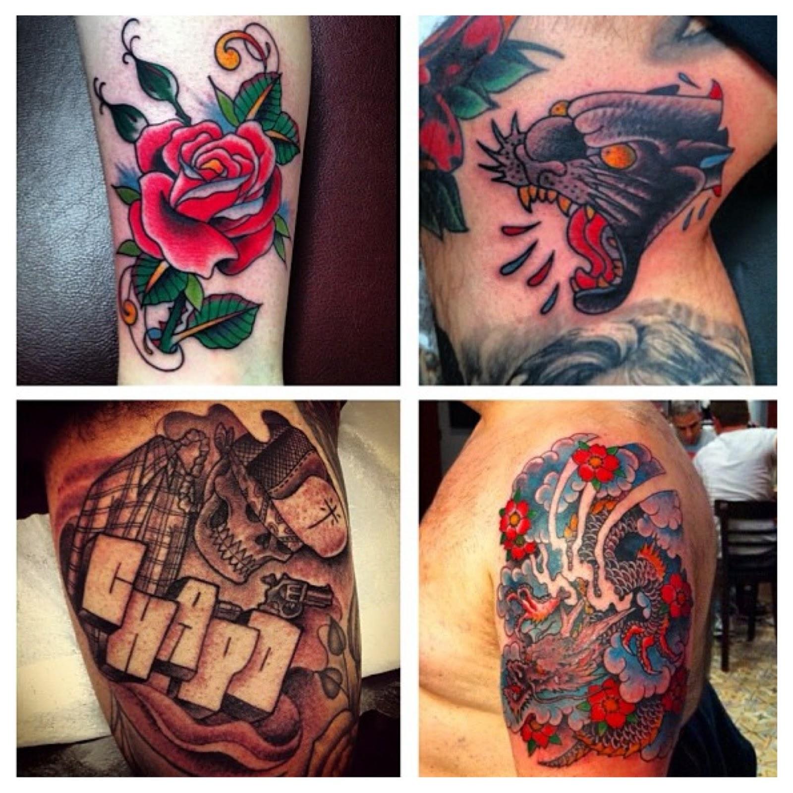 Allstar ink tattoos october 2012 for 15th street tattoo