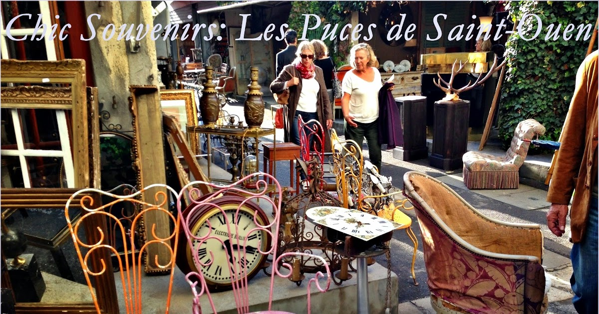 the domestic curator chic souvenirs les puces de saint ouen shopping the largest parisian market. Black Bedroom Furniture Sets. Home Design Ideas