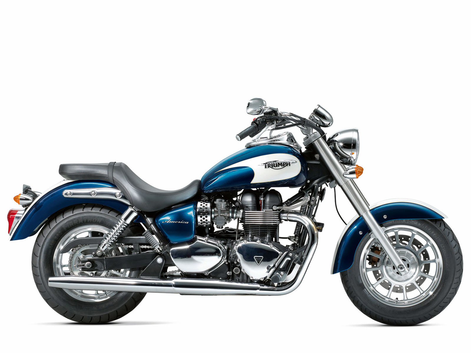Motorcycles 2012 Triumph America Motorbike Picture