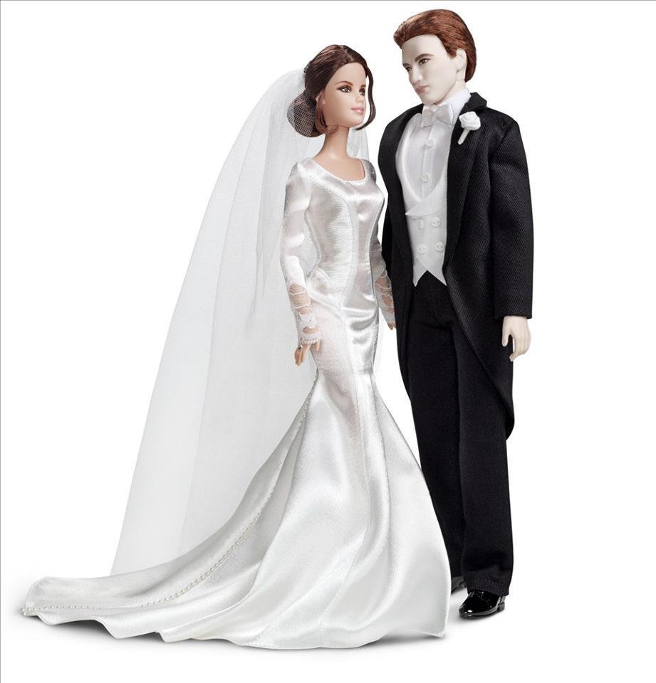 Twilight Breaking Dawn: Bella and Edward Wedding!