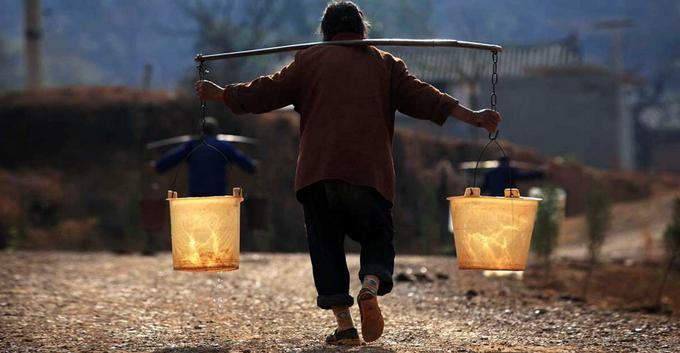 Το ραγισμένο δοχείο: Ένας κινέζικος μύθος με πολύ σημαντικό νόημα