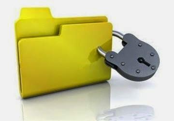 كيف تحمي المجلدات والملفات المشاركه في الشبكه بباسورد Locking Sharing Files