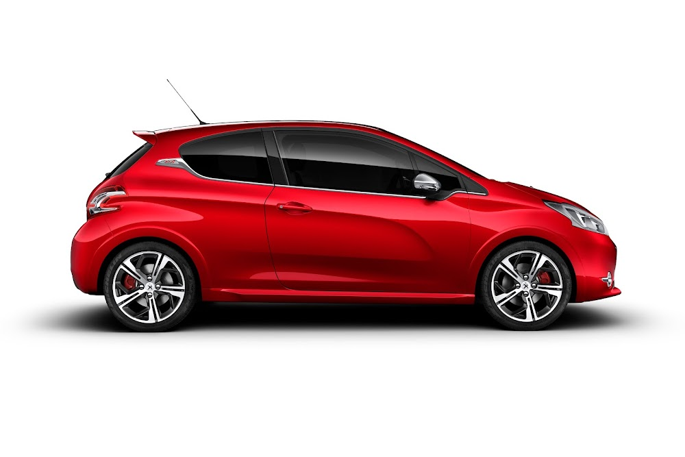 Paris Preview: Peugeot 208 GTi
