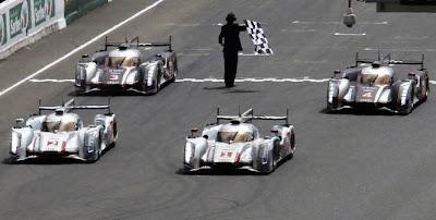 24 Heures du Mans 2012 : Les résultats