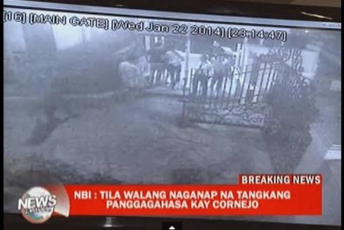 suspects mauling to Vhong Navarro CCTV
