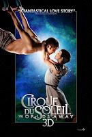 cirque du soleil worlds away 3d new poster 1
