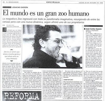 entrevistas y artículos por eduardo paz carlson