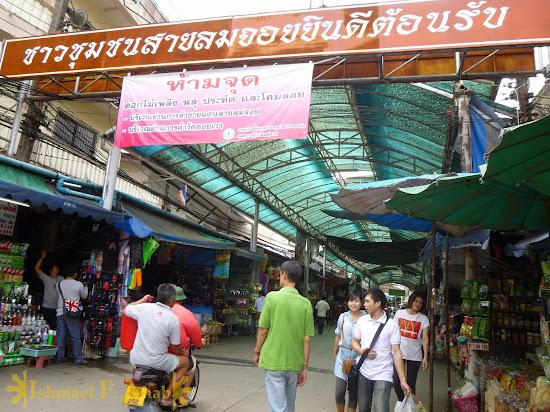 Border Market in Mae Sai, Thailand