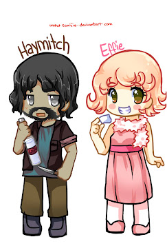 Haymitch & Effie *_____*