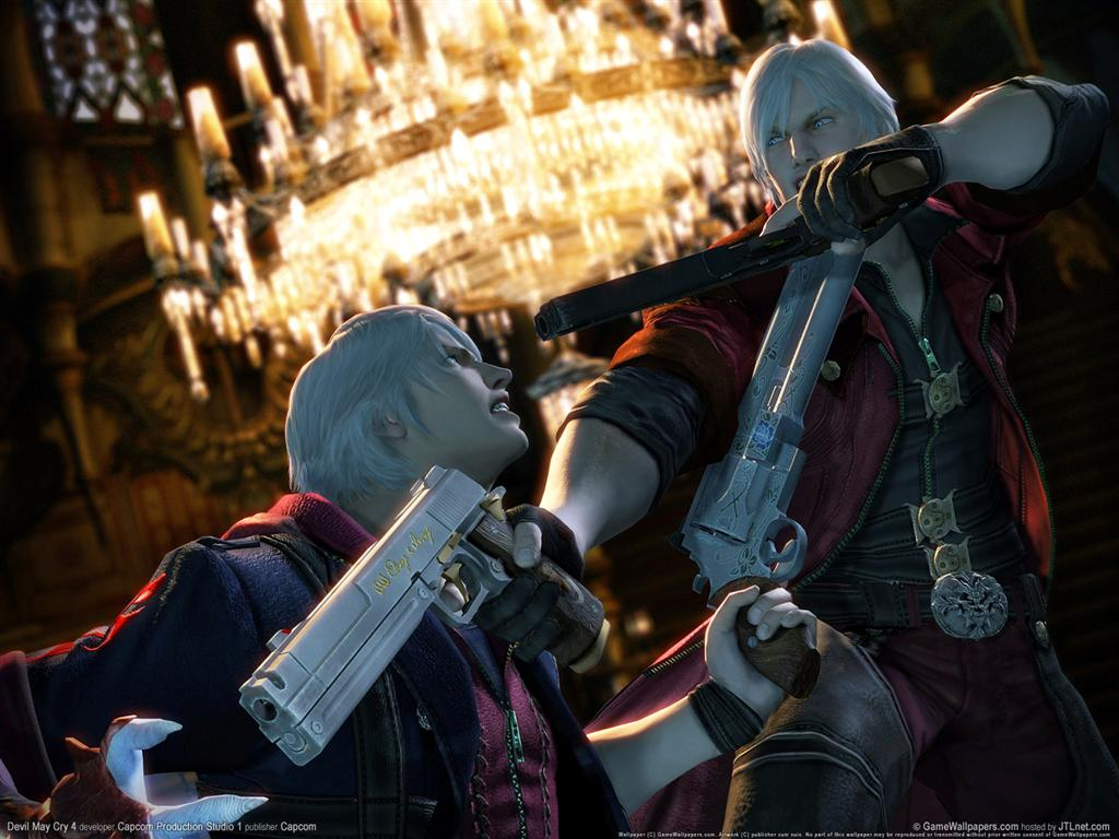 Devil May Cry HD & Widescreen Wallpaper 0.0559454413198313
