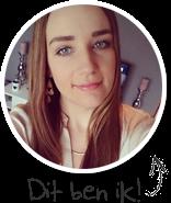 Hoi leuk dat je mijn blog belleviefashion bezoekt mijn naam is