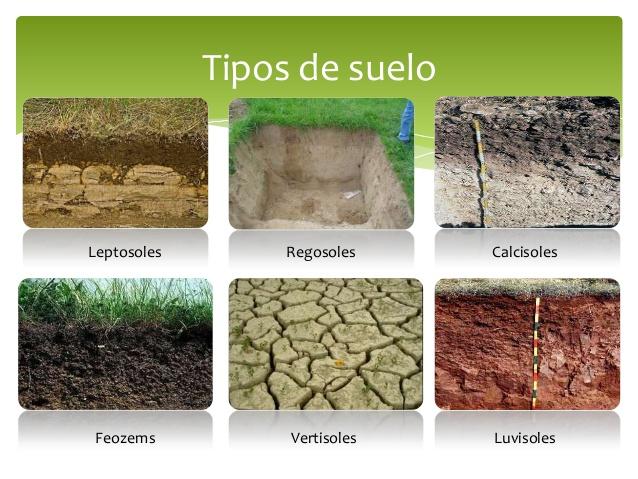 Arquitectura tipos de suelo - Clases de suelo ...