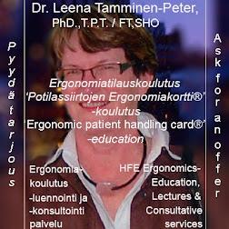 Ergonomia Ergonomics