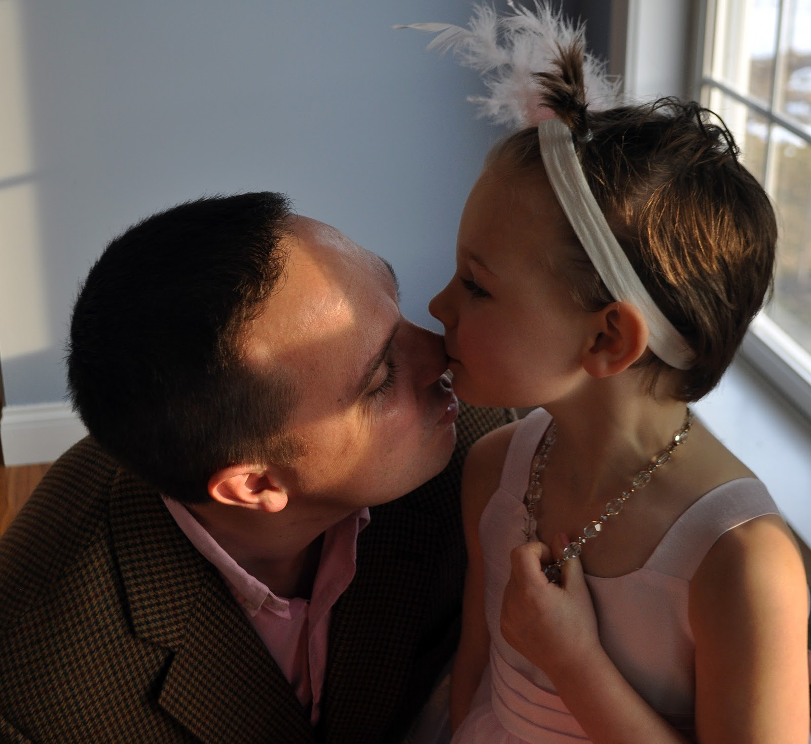 Nice. Nudist father daughter dance view