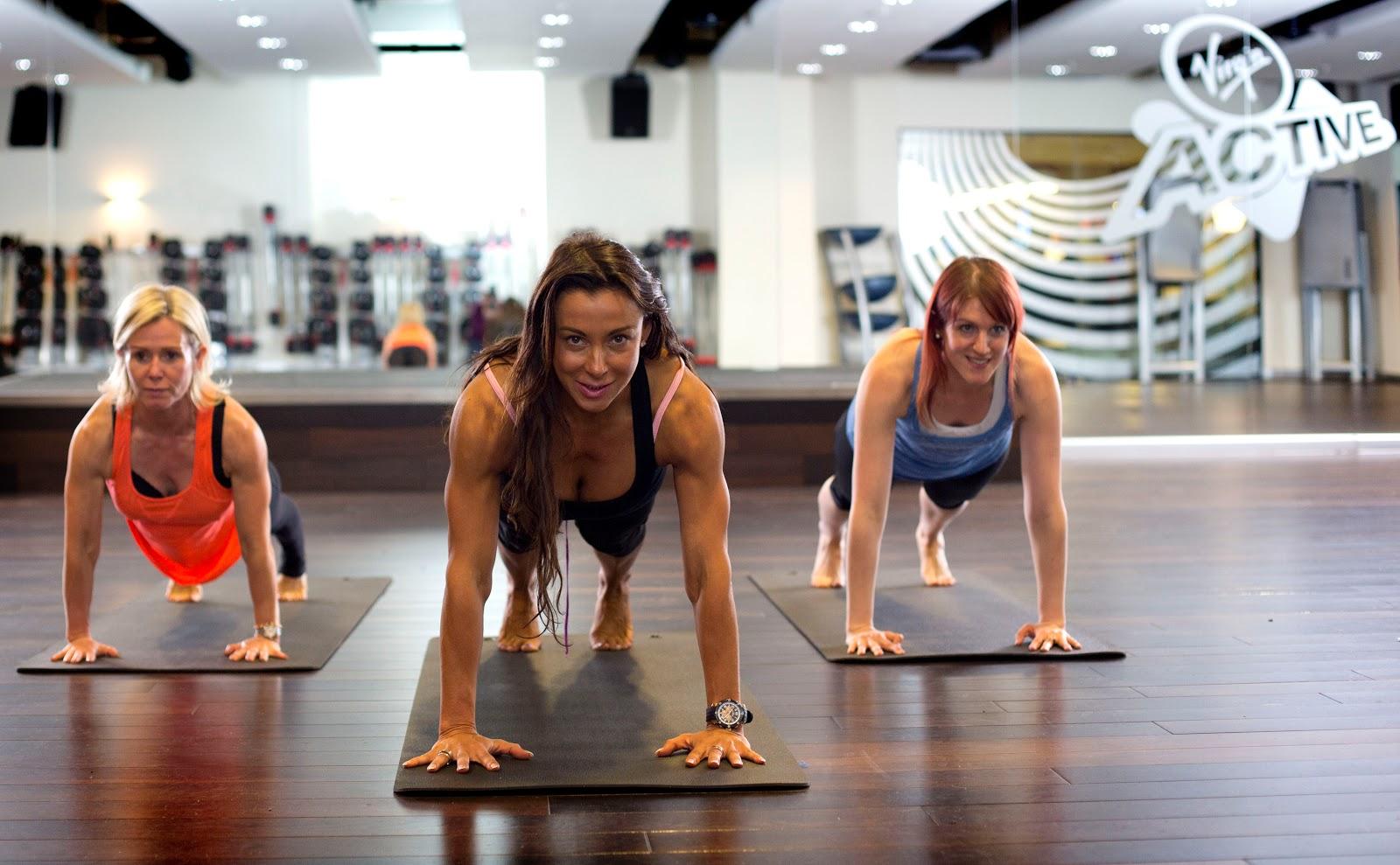 Virgin Active Nova Yoga Class
