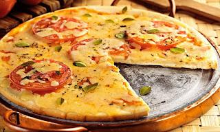 Pizza italiana light