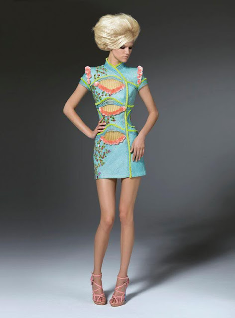 versace+haljine+jesen+2012+(16) Versace haljine   jesen 2012.