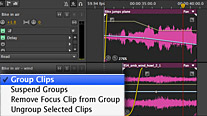Adobe Audition CS 6 feature
