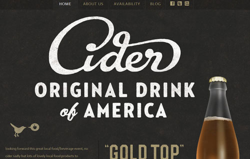 beverage website