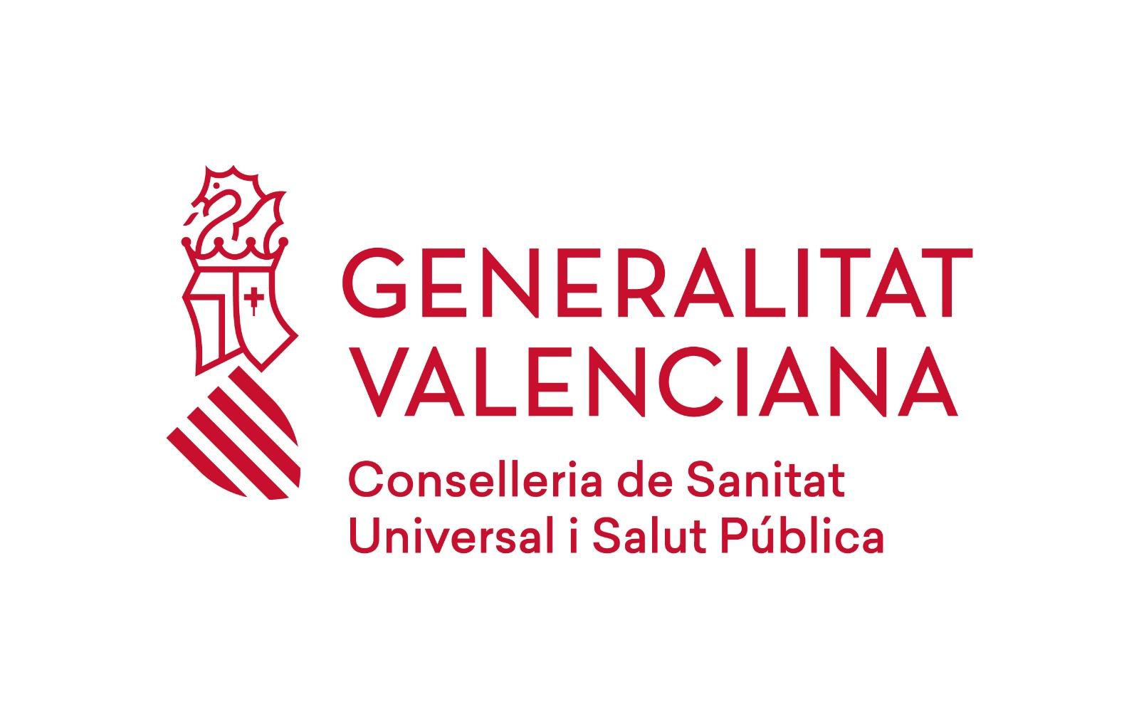 Conselleria de Sanidad Universal y Salud Pública