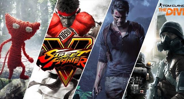 Games mais aguardados de 2016