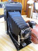 1932-1936 Kodak Six-16 Folding Camera w/ No.1 Kodon Shutter w/ Case