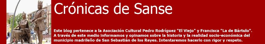 Cronicas de Sanse