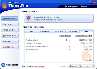 ThreatFire AntiVirus Free Edition