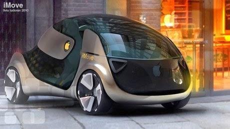 Apple Kuntit Google Dengan Besut Mobil Pintar