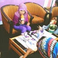 Fatin interview dengan media