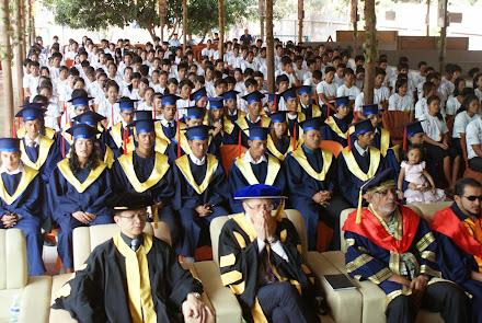 2013 柬埔寨毕业礼 Cambodia