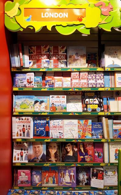 Hamleys, London, Toys, books